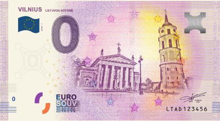 Billets 0 euro Ltad-110