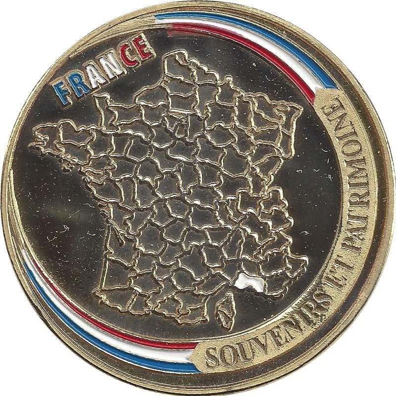Souvenirs et Patrimoine 34mm  Marsei11