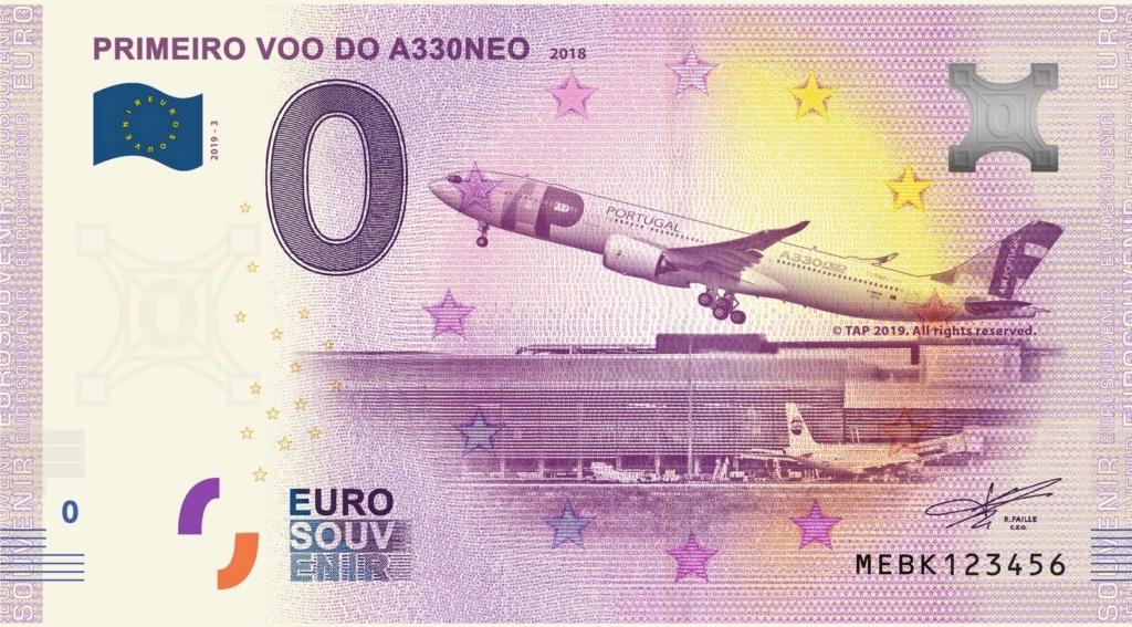 Billets souvenirs 2019 Mebk310
