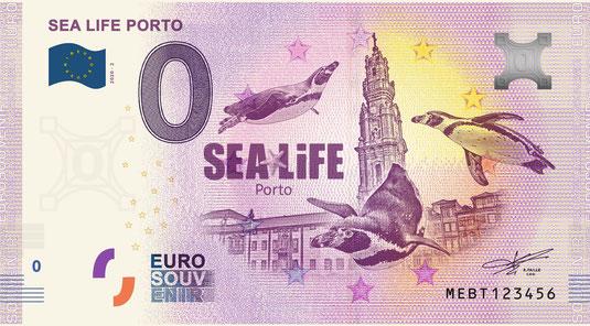 Billets souvenirs 2020 Mebt11