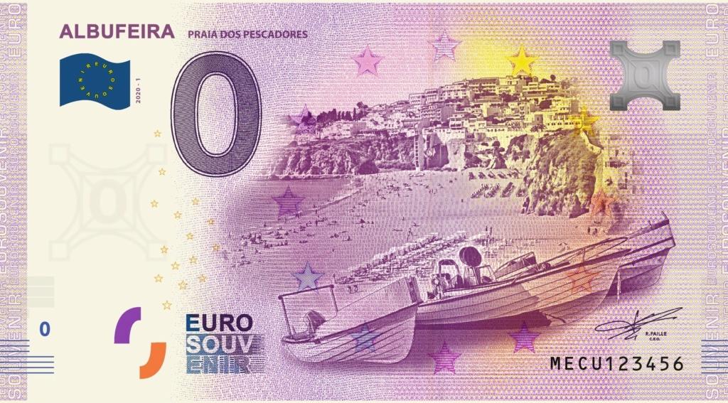 Billets souvenirs 2020 Mecu11