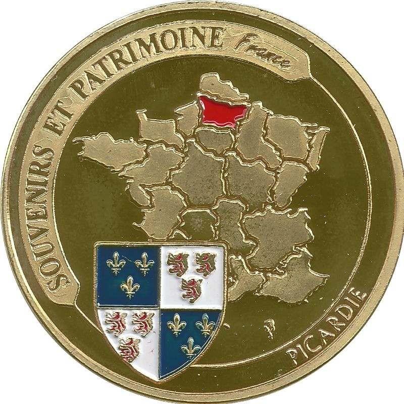 Souvenirs et Patrimoine 34mm  Mers-l11