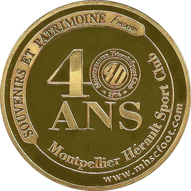 Souvenirs et Patrimoine 40mm =  57 Montpe24