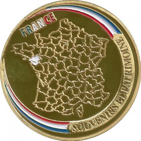 Souvenirs et Patrimoine 34mm  = 24 Nantes12