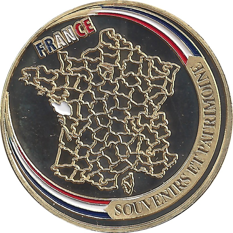 Souvenirs et Patrimoine 34mm  = 24 Noirmo11