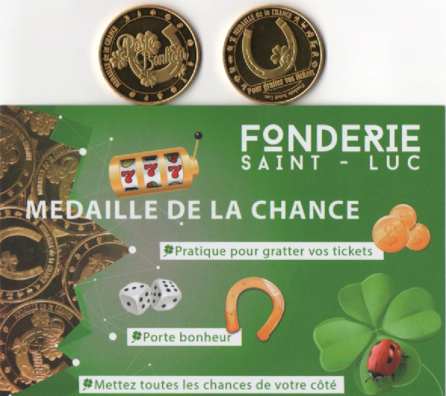 Medaille de la Chance Numzor11