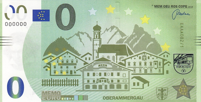 Liste codes Memo Euro scope [001 à 100] Oberam10