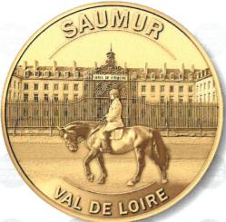 Saumur (49400)  [Ackerman / Blindés / Cadre Noir / Cavalerie] Ot_de_10