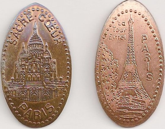 Elongated-Coin Paris110