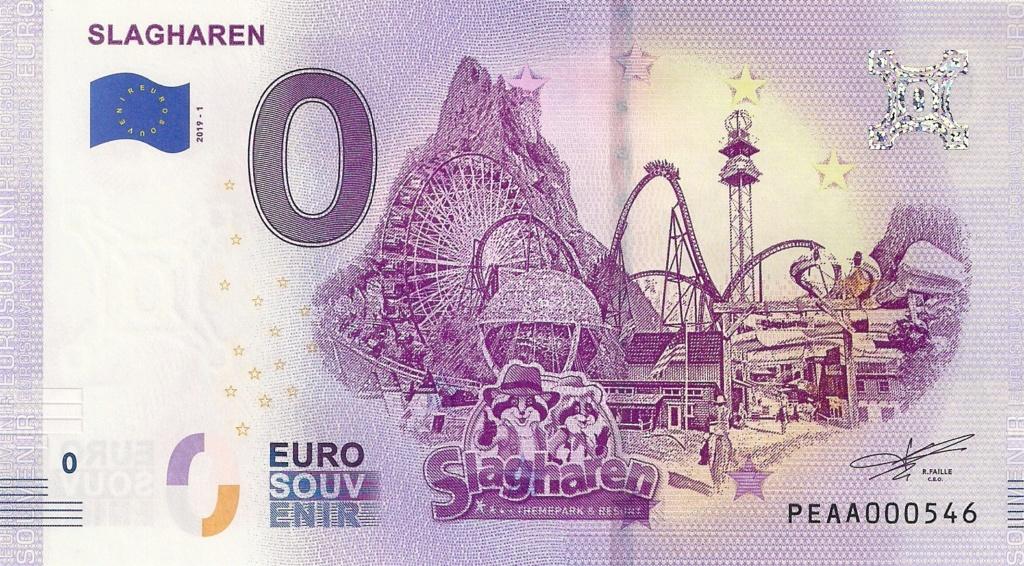 Billets euro souvenir (BES) Peaa10