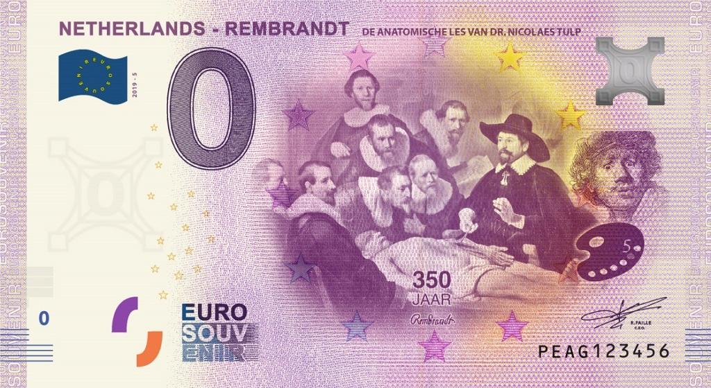 Billets euro souvenir (BES) Peag5_10