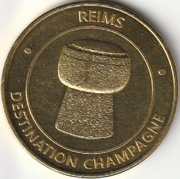 Médailles et Patrimoine  =  12 Reims15