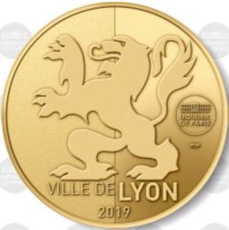 Lyon (69000) Revers10