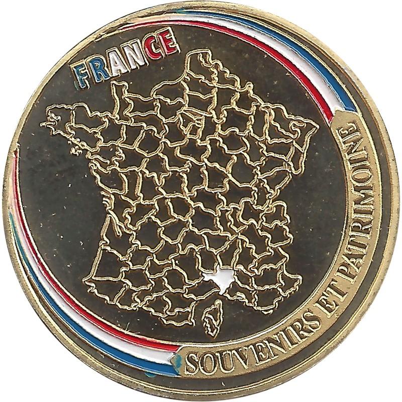Souvenirs et Patrimoine 34mm =  86 Sainte22