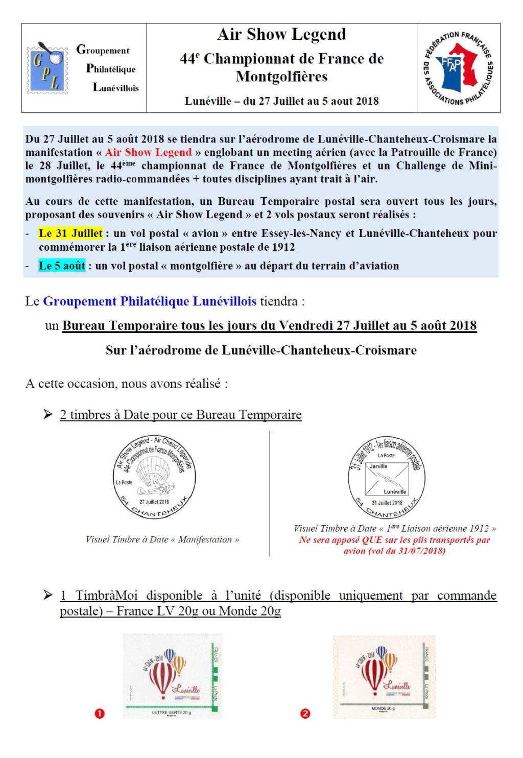 54 - Lunéville Groupement Philatélique Sans_t12