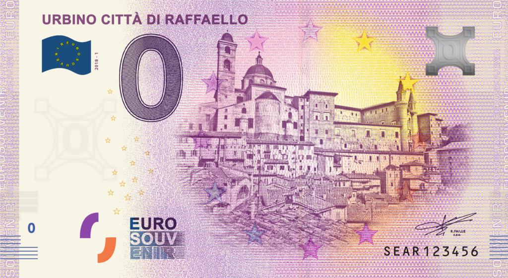 Billets Euro-Souvenirs 2018  Sear1_10