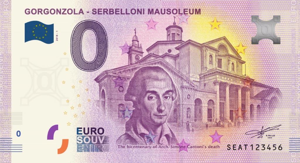 Billets Euro-Souvenirs 2018  Seat1_10