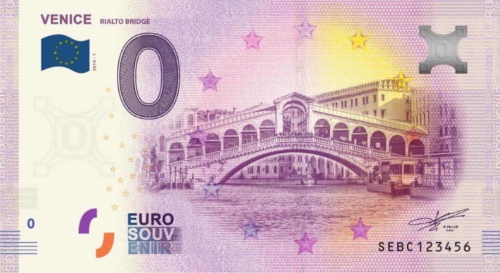 Billets Euro-Souvenirs 2019 Sebc1_10