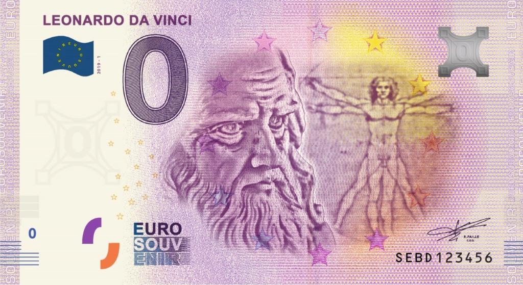 Billets Euro-Souvenirs 2019 Sebd1_10