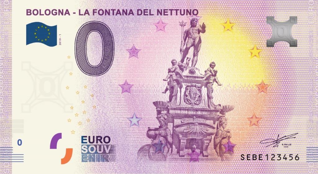Billets Euro-Souvenirs 2019 Sebe1_10