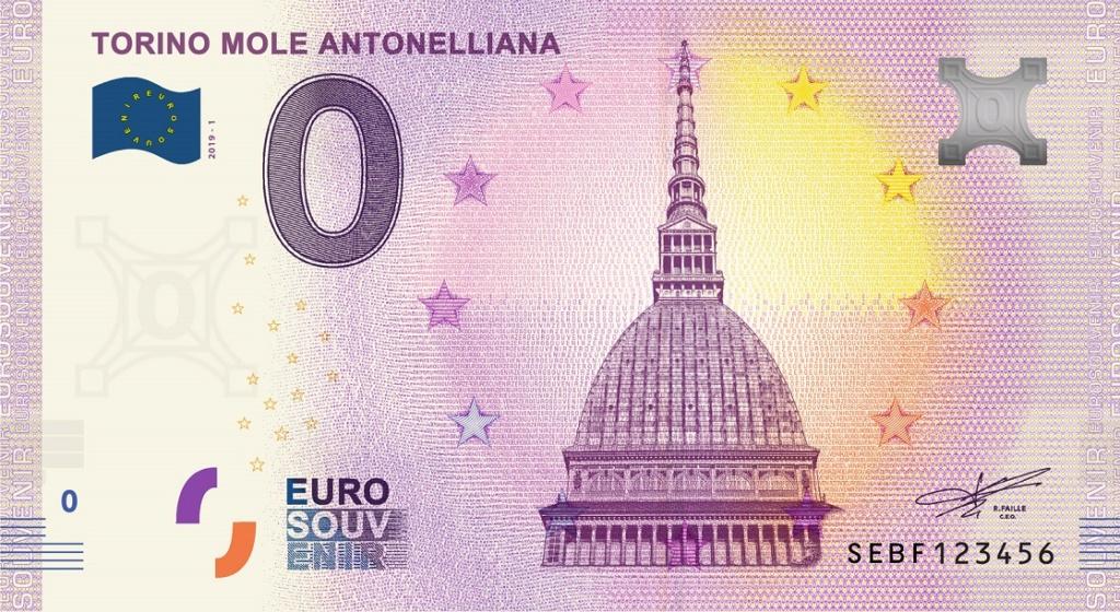 Billets Euro-Souvenirs 2019 Sebf1_10