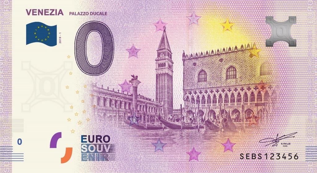 Billets Euro-Souvenirs 2019 Sebs1_10