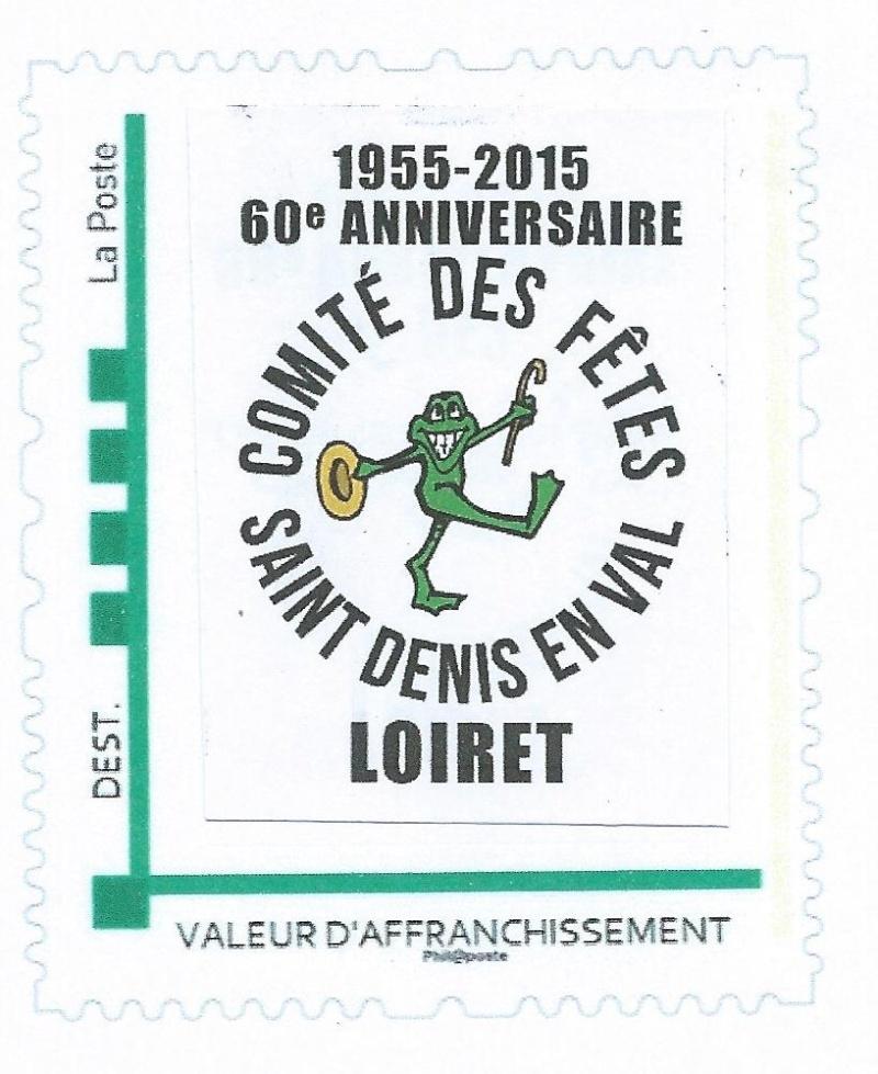 45 - Saint-Denis-en-Val - Club Philatélique   St_den10