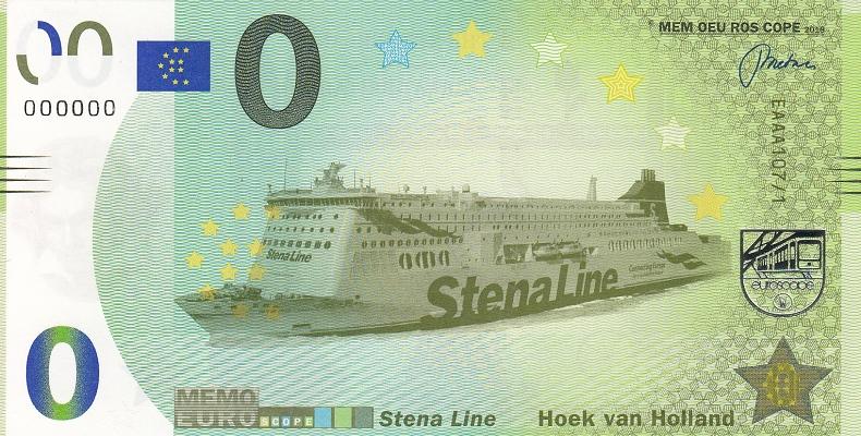 Hoek van Holland Stena10