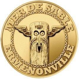 Ermenonville (60950)  [Mer de Sable] Totem10