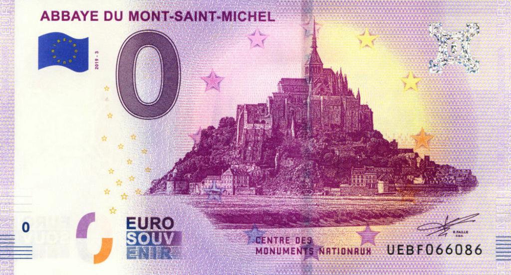 Mont Saint-Michel (50170)  [UEBF / Poulard UECD] Uebf3-10