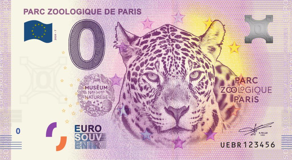 Billets 0 € Souvenirs  [Paris = 81] Uebr7_10