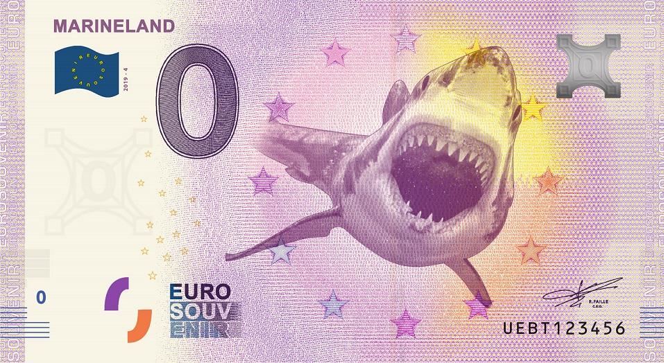 Billets 0 € Souvenirs  [SUD = 62] Uebt4_10