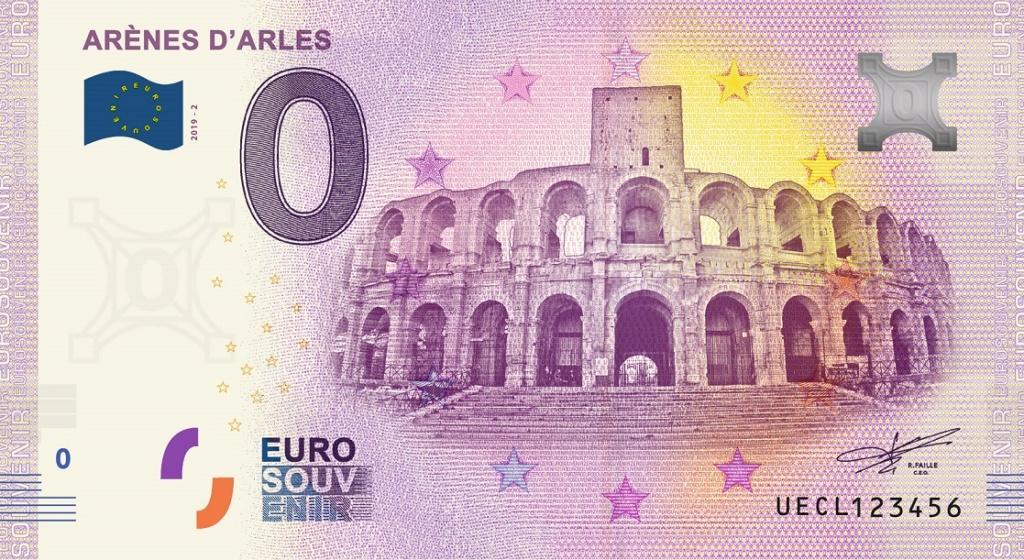Billets 0 € Souvenirs  [SUD = 62] Uecl2_10