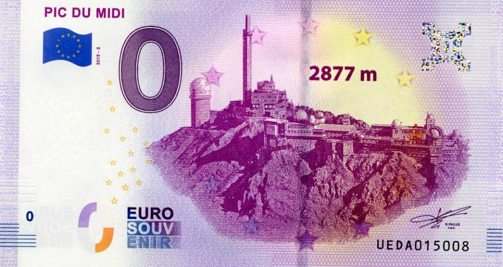Billets 0 € Souvenirs = 80 Ueda2210