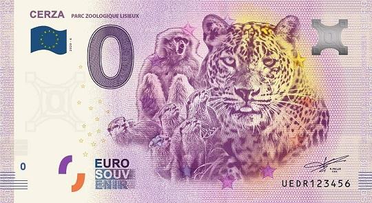 Billets 0 € Souvenirs = 65 Uedr610