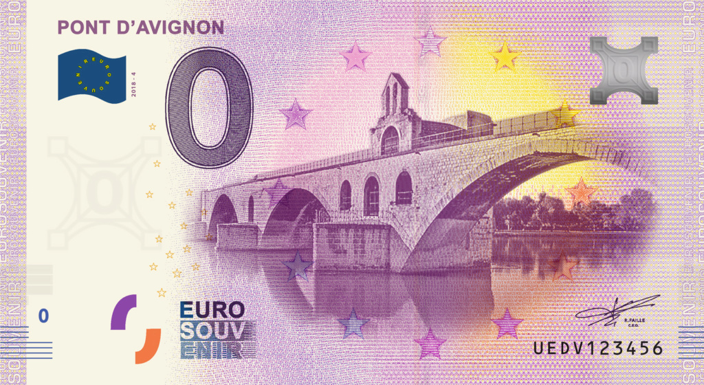 Billets 0 € Souvenirs  [SUD = 62] Uedv4_10