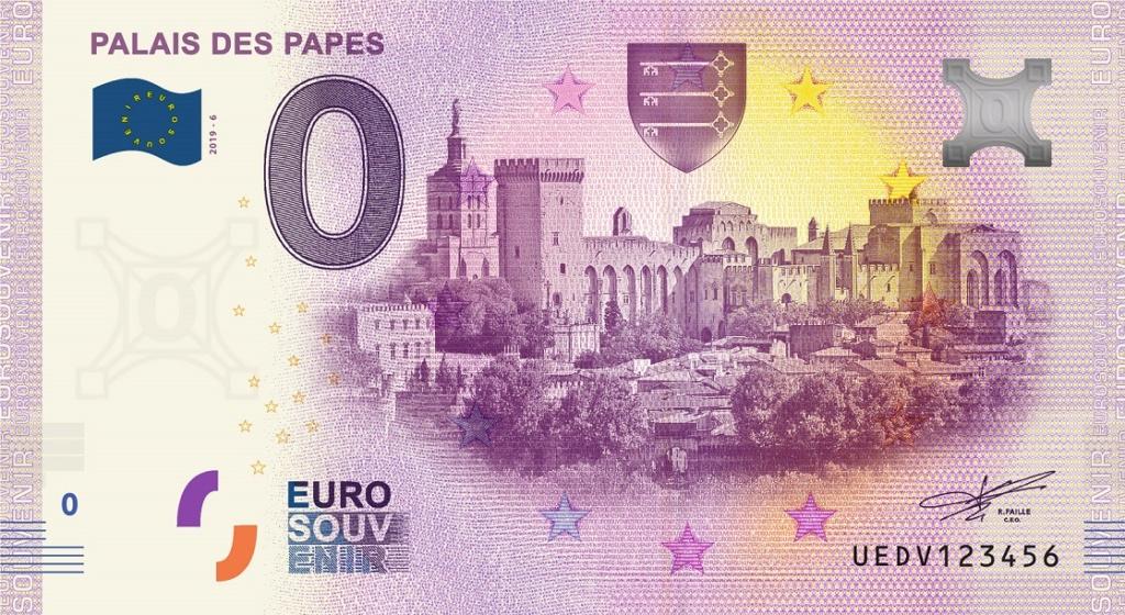 Billets 0 € Souvenirs  [SUD = 62] Uedv6_10
