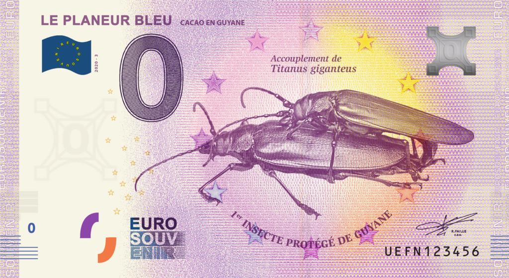 Billets Euro Souvenir = 15 Uefn3_10