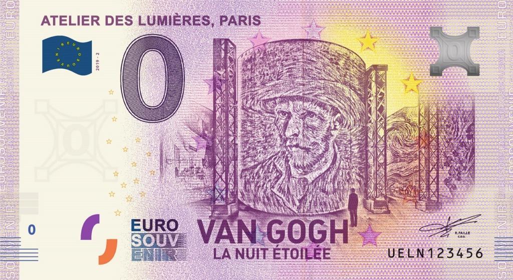 Billets 0 € Souvenirs  [Paris = 81] Ueln2_10