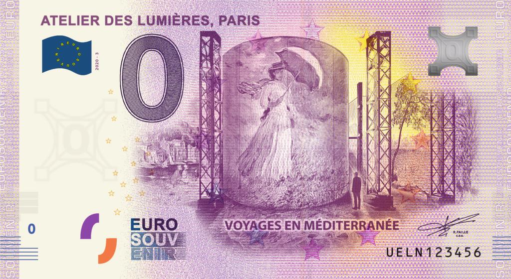Billets 0 € Souvenirs  [Paris = 81] Ueln3_10