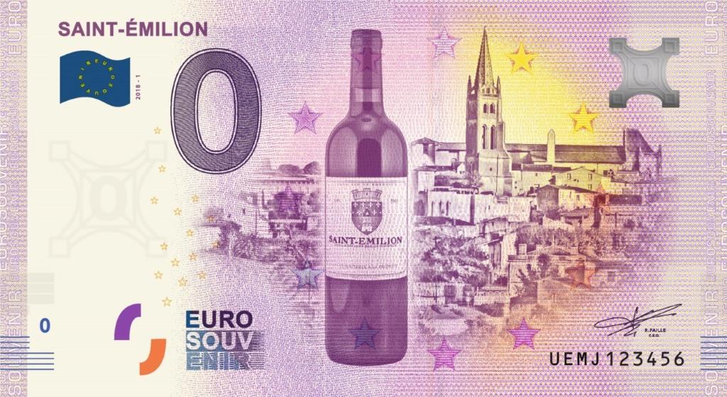 Billets 0 € Souvenirs  [Nouvelle Aquitaine = 73] Uemj1_10