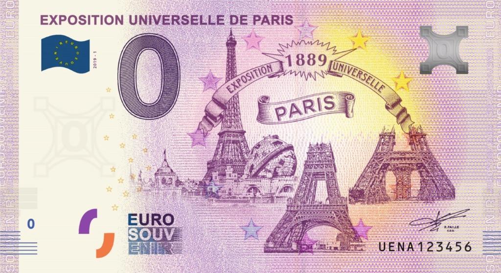 Billets 0 € Souvenirs  [SUD = 62] Uena1_10