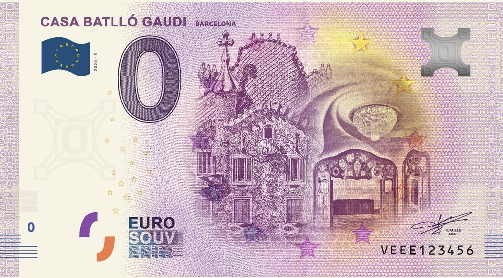 Barcelone  [Batllo Gaudi VEEE / VEAH / VEBT / VEED] Veee510