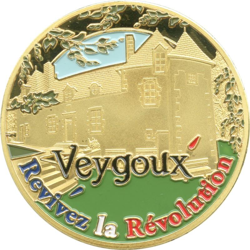 Charbonnières Les Varennes (63410)  [Manoir de Veygoux] Veygou10