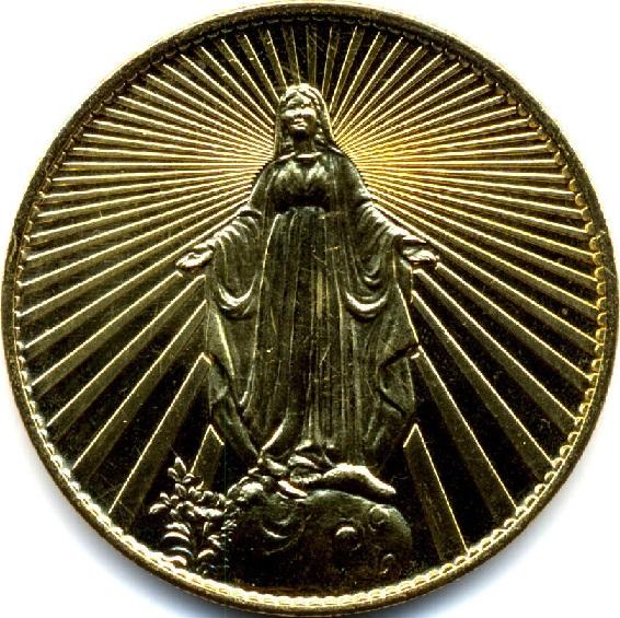 Montreal  [Oratoire Saint Joseph] Vierge11