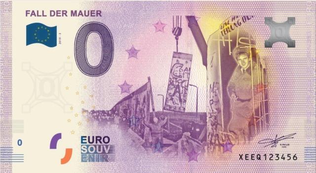Billets souvenirs 2019 Xeeq310