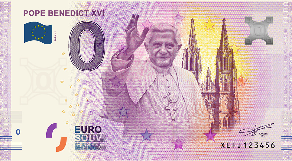 Billets souvenirs 2019 Xefj10