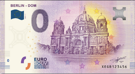 Berlin  [World Money Fair] Xegb10