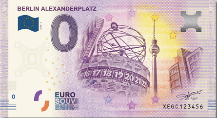 Berlin  [World Money Fair] Xegc10