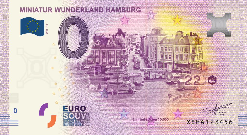 Hamburg  [Miniatur Wunderland XEHA / XEEX / XENG / XEAL / XEDV / XEMW] Xeha1310